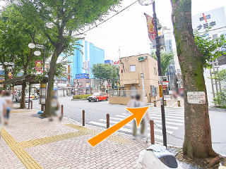 東武東上線成増駅からの行き方 画像3
