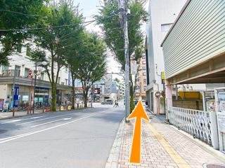 東武東上線成増駅からの行き方 画像4