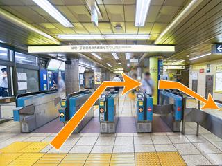 東京メトロ地下鉄成増駅からの行き方 画像1