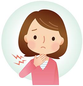 甲状腺がんの症状
